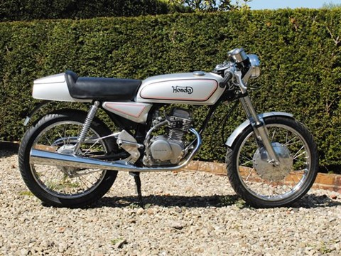 1979 Honda CR110 Special Replica