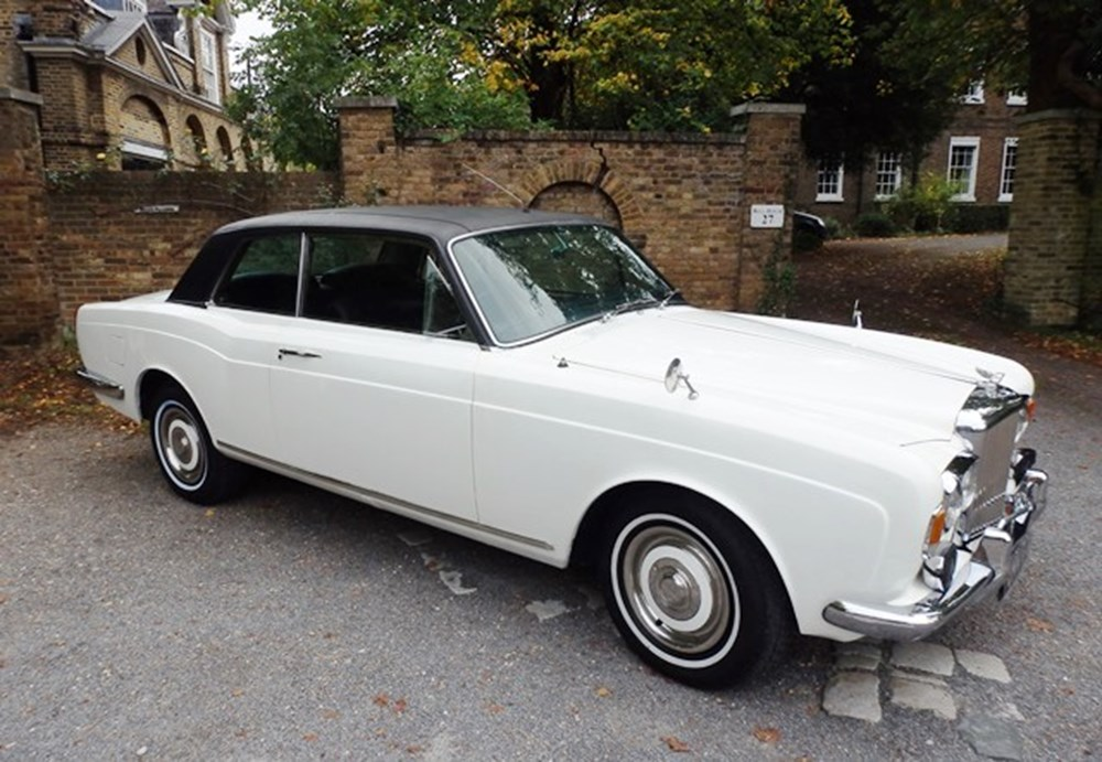 Lot 132 - 1967 Bentley T1 Two-Door Saloon