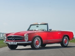 Navigate to Lot 193 - 1968 Mercedes-Benz 280 SL Roadster