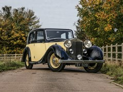 Navigate to Lot 261 - 1929 Rolls-Royce 20/25 by Rippon