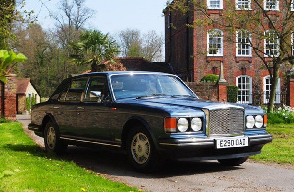 Lot 422 - 1987 Bentley Eight