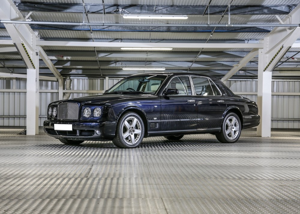 Lot 240 - 2004 Bentley Arnage T