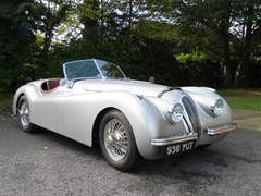 Navigate to Lot 264 - 1954 Jaguar XK120 Roadster