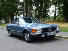 Navigate to Lot 230 - 1979 Mercedes-Benz 350 SL Roadster