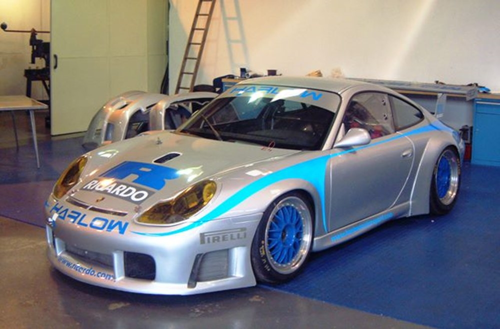 Lot 300 - 2001 13028 996 GT3R Competition to RS specification