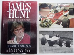 Navigate to James Hunt book