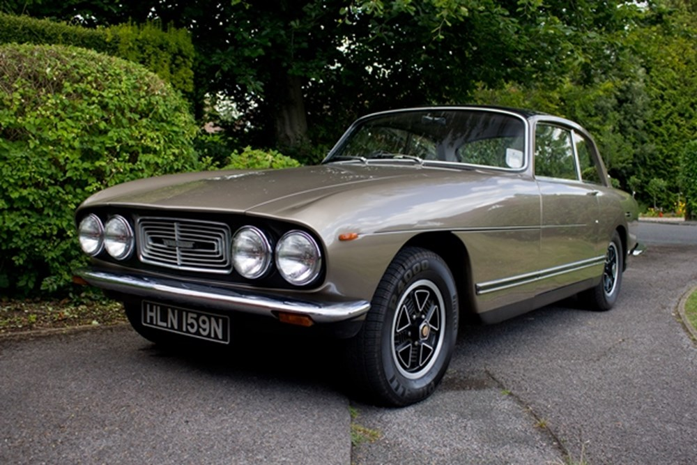Lot 302 - 1975 Bristol 411 Series 4