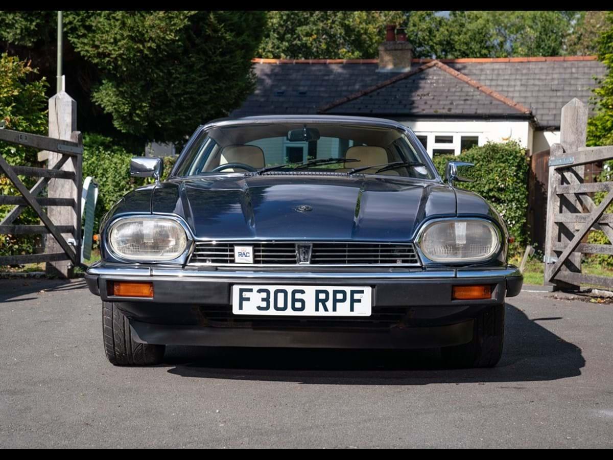 1989 Jaguar XJS Coupé (3.6 Litre)