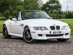 Navigate to Lot 343 - 1999 BMW Z3M Roadster