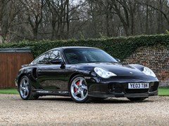 Navigate to Lot 192 - 2003 Porsche 911/996 Turbo