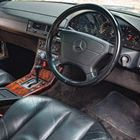 Ref 92 1991 Mercedes-Benz 500 SL Roadster -