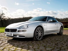 Navigate to Lot 219 - 2000 Maserati 3200GT