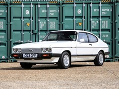 Navigate to Lot 138 - 1986 Ford Capri 2.8i Special