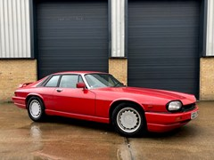 Navigate to Lot 204 - 1989 Jaguar XJRS Coupe (6.0 litre)