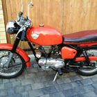 Ref 6 1964 Royal Enfield Continental GT -