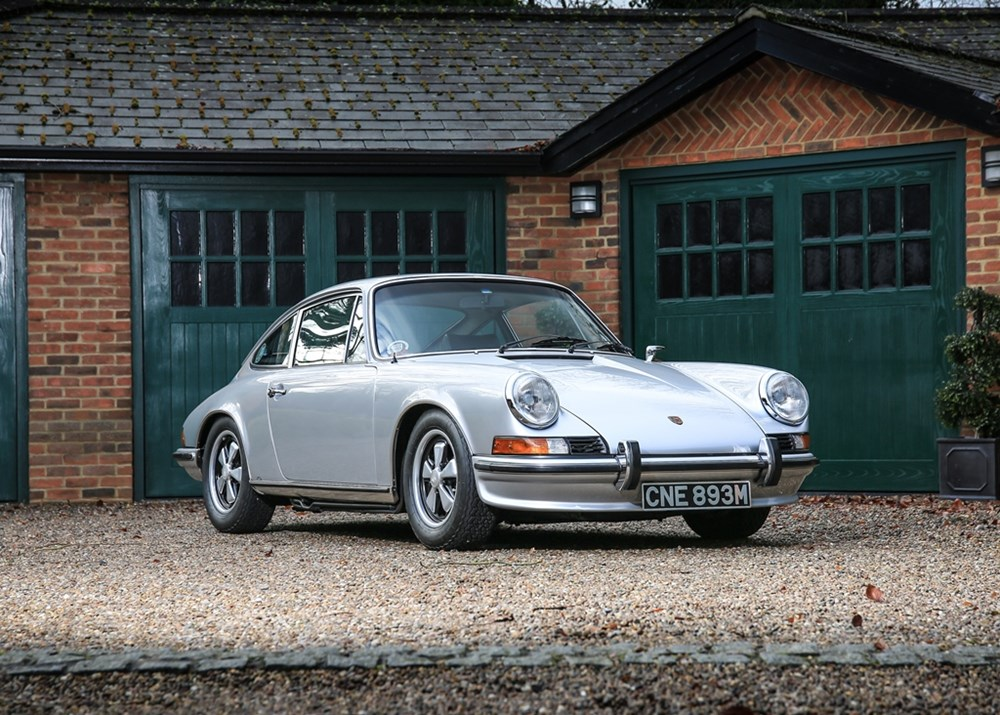 ref 81 1973 porsche 911 2.4s - classic & sports car auctioneers