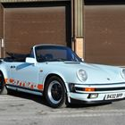 1984 Porsche 911 Carrera Convertible -