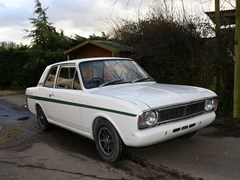 Navigate to Lot 229 - 1968 Ford Cortina Lotus Mk. II