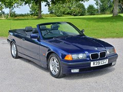 Navigate to Lot 118 - 1997 BMW 328i Convertible