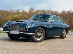 Navigate to Lot 199 - 1965 Aston Martin DB6 Mk.I