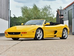 Navigate to Lot 191 - 1996 Ferrari F355 Spider
