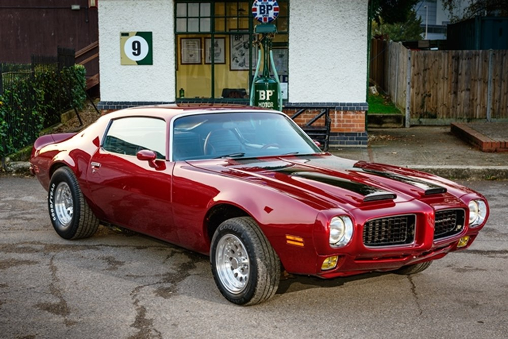 Lot 287 - 1974 Pontiac Firebird