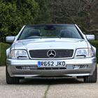 Ref 75 1998 Mercedes-Benz SL 320 Roadster -