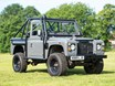 Ref 122 1991 Land Rover Defender 90 - 'The Man from U.N.C.L.E.'