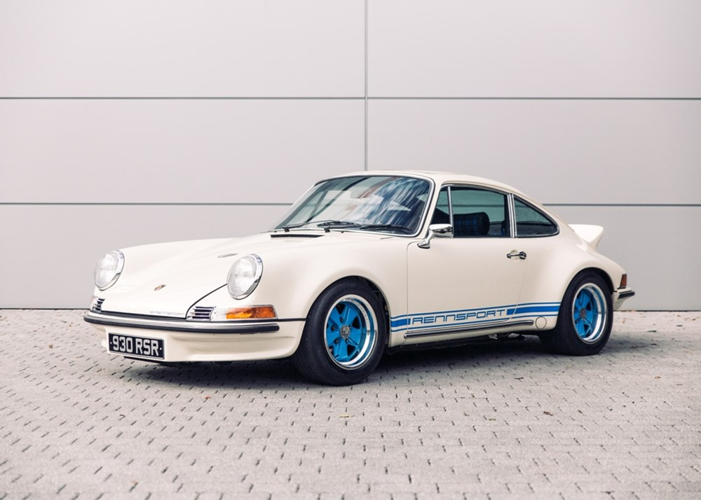 Lot 251 - 1985 Porsche 911 / 930 Turbo Rennsport RSR