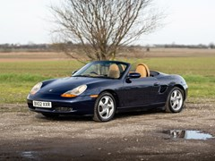Navigate to Lot 108 - 2002 Porsche Boxster