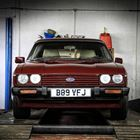 Ref 69 1985 Ford Capri 2.8 Injection -