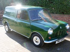 Navigate to Lot 267 - 1978 Leyland Mini 1000 Van