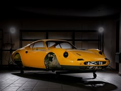 Navigate to Lot 245 - 1972 Ferrari Dino 246GT Restoration