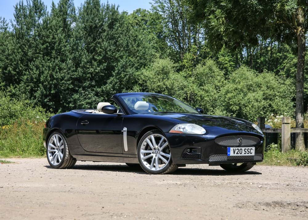 Lot 146 - 2006 Jaguar XKR