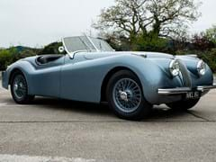 Navigate to Lot 204 - 1950 Jaguar XK120 Roadster