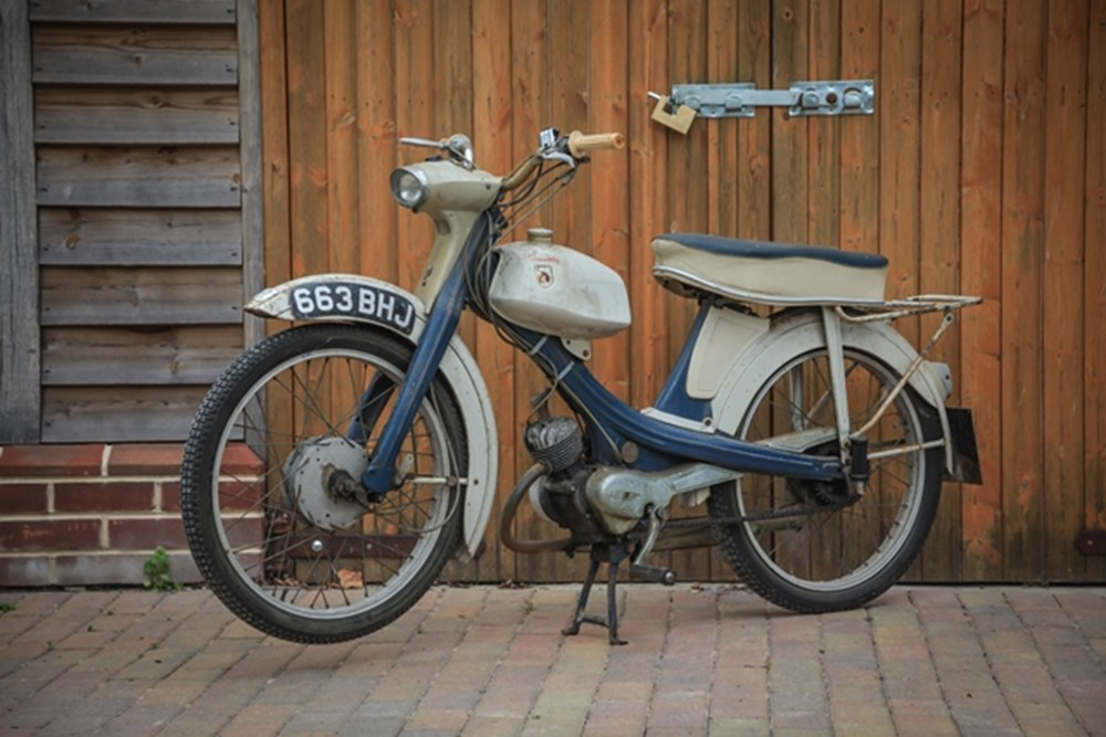 Lot 206 - 1964 NSU Quickly