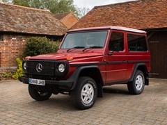 Navigate to Lot 199 - 1990 Mercedes-Benz 280GE G-Wagon