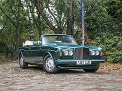 Navigate to Lot 293 - 1989 Bentley Continental Convertible