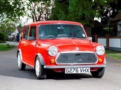 Navigate to Lot 109 - 1990 Rover mini Mayfair