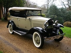 Navigate to Lot 271 - 1930 12918 Model A Phaeton *Reserve lowered*