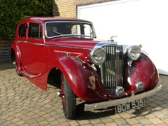 Navigate to Lot 272 - 1938 Jaguar SS 1½ litre Saloon