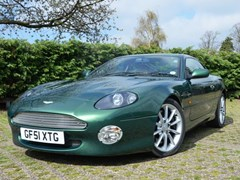 Navigate to Lot 146 - 2001 Aston Martin DB7 Vantage