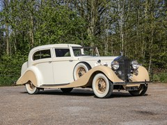 Navigate to Lot 207 - 1935 Rolls-Royce Phantom III Sedanca de Ville by Gurney Nutting