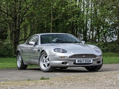 Navigate to Lot 142 - 1997 Aston Martin DB7 Coupé