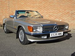 Navigate to Lot 254 - 1988 Mercedes-Benz 300SL