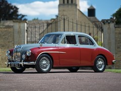 Navigate to Lot 131 - 1956 MG Magnette ZA