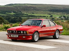 Navigate to Lot 140 - 1986 BMW M635 CSi