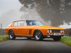 Navigate to Lot 185 - 1969 Jensen Interceptor FF Mk. I