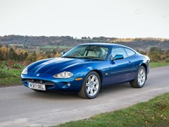 Navigate to Lot 239 - 1998 Jaguar XK8 Coupé