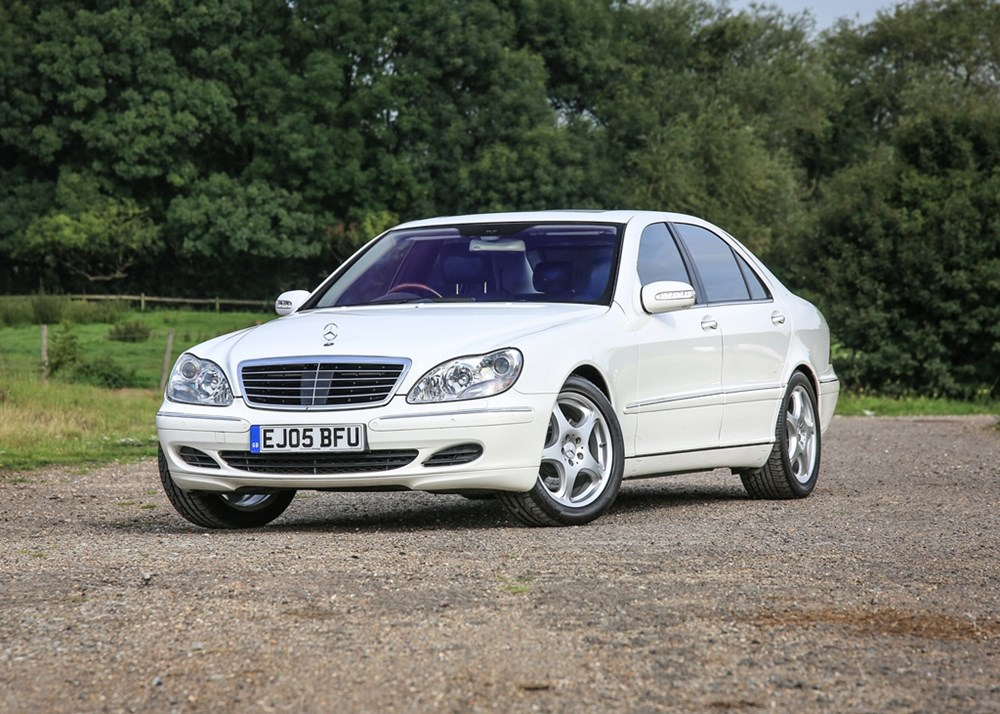 Lot 322 - 2005 Mercedes-Benz S 500